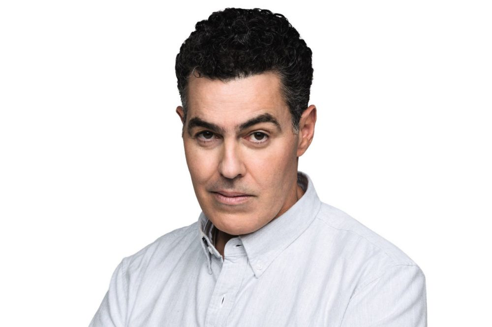 "Adam Carolla is a comedian, podcast host, actor and writer. His latest book is ""Daddy Stop Talking!"" (Kwaku Alston)"