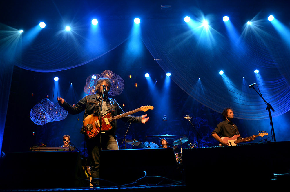 Wilco performing at the Solid Sound festival in North Adams in 2013. (mariana neri/Flickr)