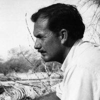 Movie producer Sam Peckinpah in 1964 in Los Angeles. (AP)