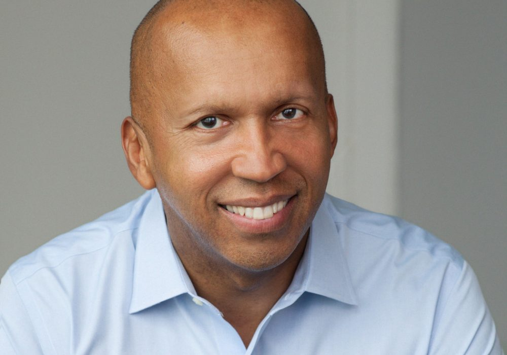 Bryan Stevenson is the founder and executive director of the Equal Justice Initiative in Montgomery, Alabama. (eji.org)