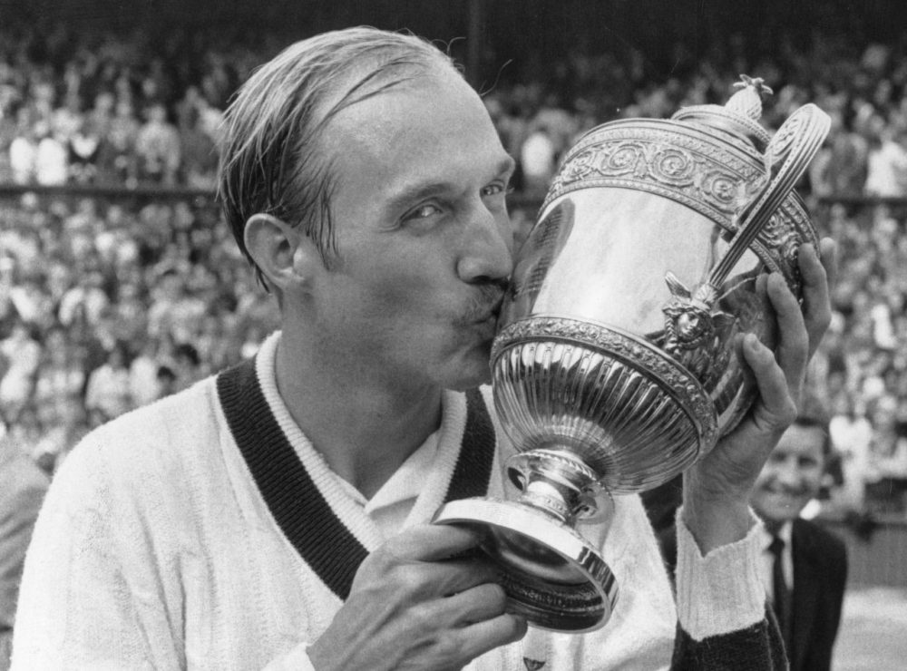 Tennis Hall Of Famer Stan Smith On How