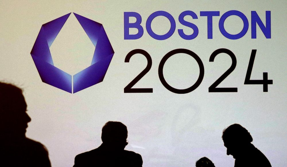 A WBUR poll shows public support in Massachusetts rises if the games are spread across the state. But a bigger footprint may hurt Boston's chances to win the bid on the international stage. (Charles Krupa/AP/File)