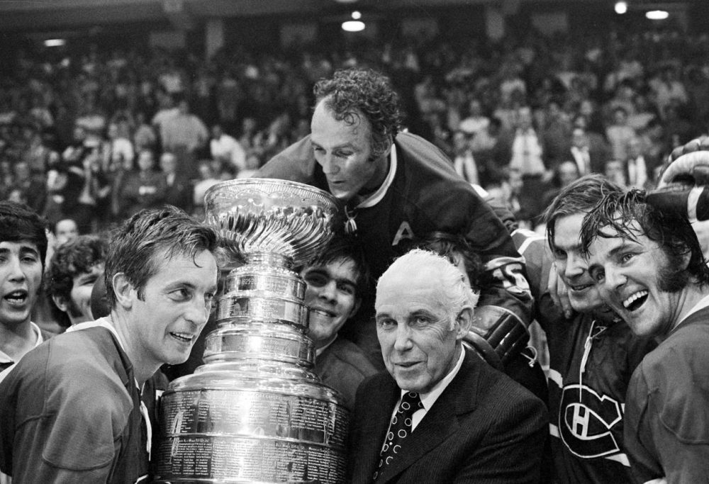The Montreal Canadiens won the Stanley Cup in 1971. But instead of receiving championship rings, they received championship televisions. (AP)