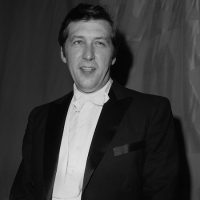 """Gunther Schuller, who wrote and directed the opera """"Visitation,"""" is shown at the Metropolitan Opera House at Lincoln Center in New York City, June 28, 1967.  (AP)"""