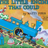 "Cover art for Watty Piper's ""The Little Engine That Could."" (Courtesy Penguin Young Readers Group)"