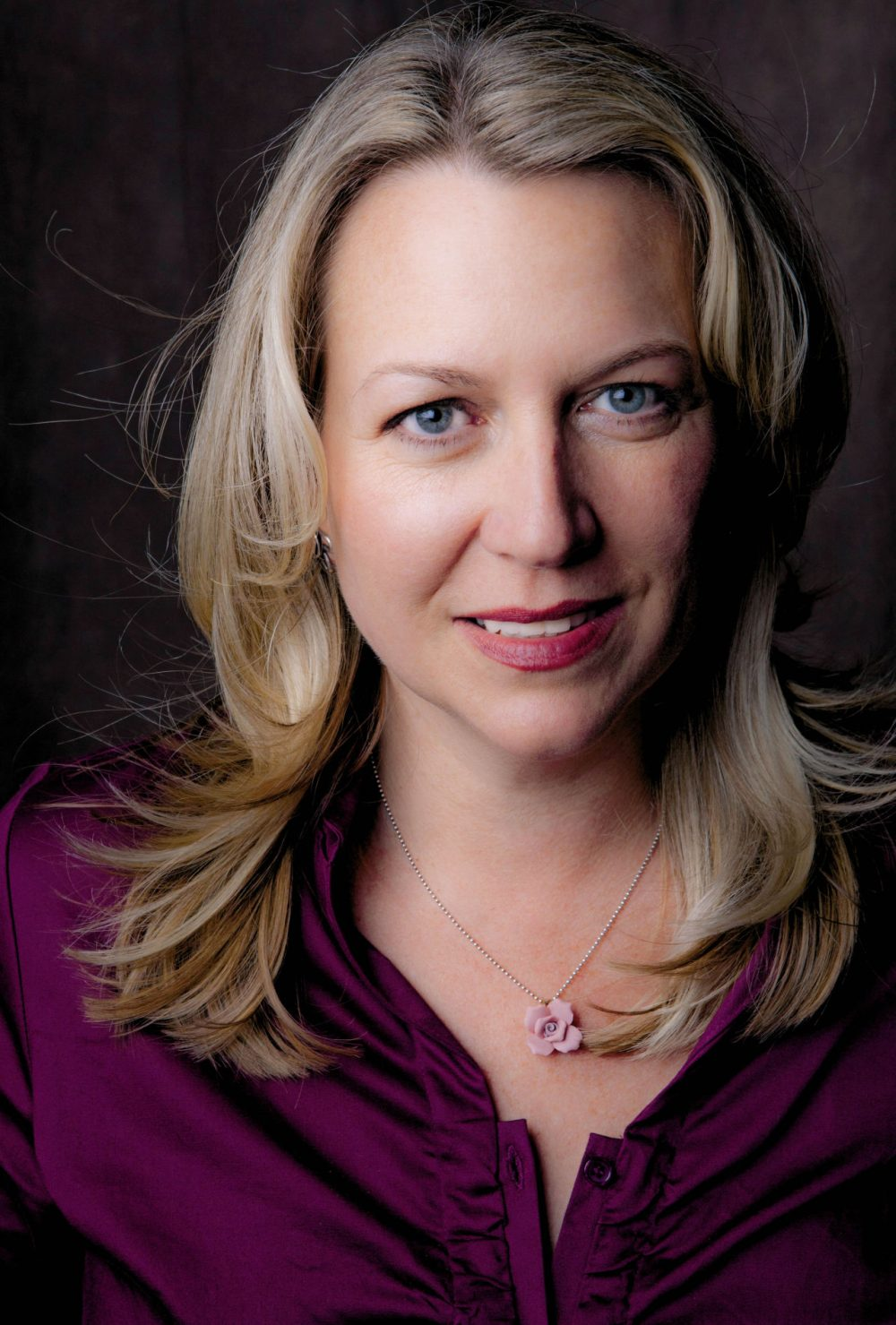 Writer -- and WBUR advice podcaster -- Cheryl Strayed. (Photo Joni Kabana)