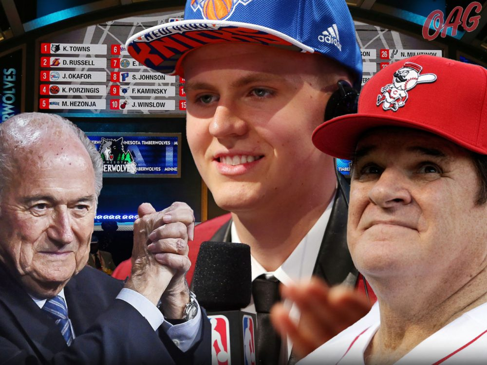 Charlie Pierce: The Week In Sports   Only A Game