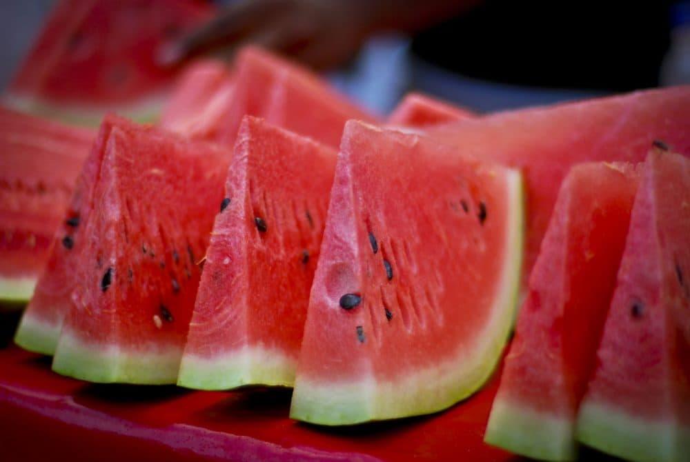 Watermelon slices (mynameisharsha/Flickr)