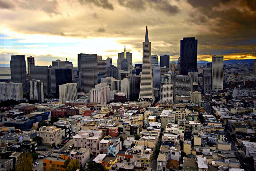 San Francisco is one of hundreds of so-called 'sanctuary cities' around the country (diversey/Flickr)