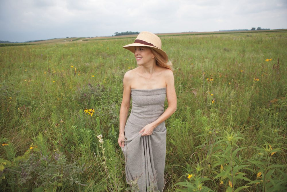 "Maria Schneider's latest album is ""The Thompson Fields."" (Briene Lermitte)"