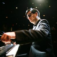 "Hershey Felder in ""Hershey Felder as Irving Berlin"" at ArtsEmerson. (88 Entertainment)"