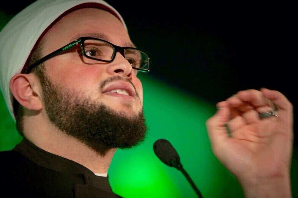 Shaykh Yasir Fahmy (Courtesy Islamic Society of Boston Cultural Center)