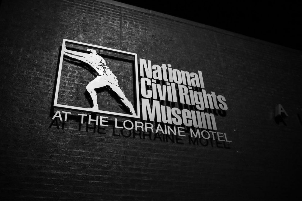 The National Civil Rights Museum in Memphis, Tennessee. D'Army Bailey founded the museum in 1991. (Sean Davis/Flickr)