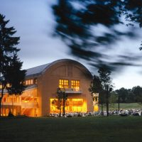 Ozawa Hall at Tanglewood. (Steve Rosenthal)