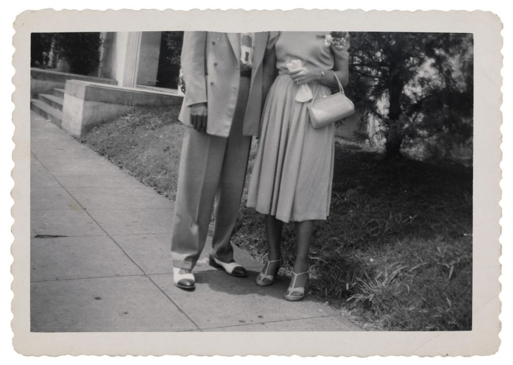 Unidentified photographer, American, about 1950s. The gelatin silver print is part of the collection Unfinished Stories: Snapshots from the Peter J. Cohen Collection at the MFA. (Museum of Fine Arts, Boston)