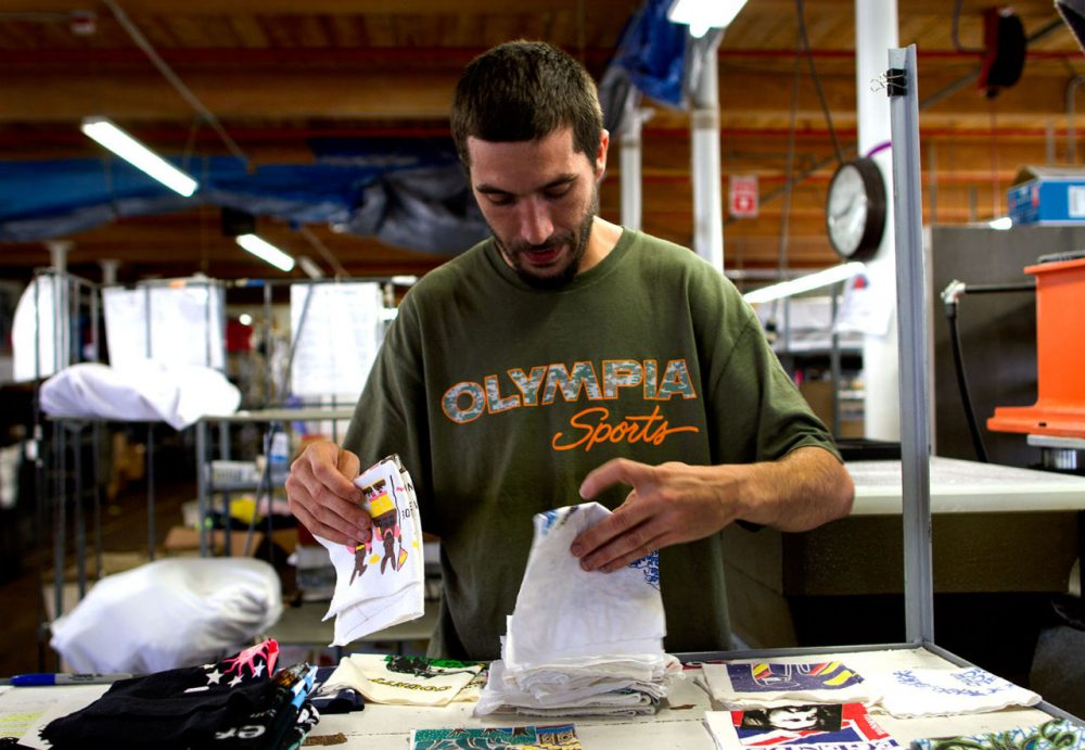 Adding Jobs In Fall River, A Small Company Turns Old T