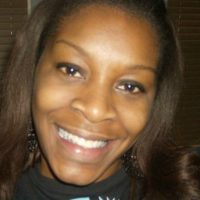 In this undated photo, Sandra Bland is pictured posing for the camera. (Courtesy Bland family)