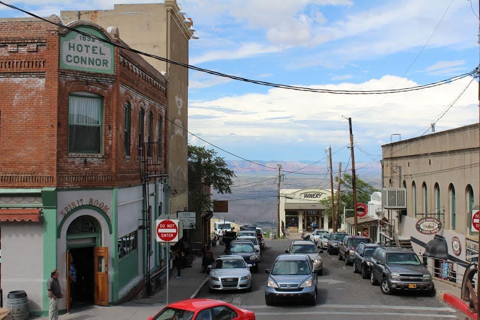 Ghost Towns & Abandoned Mines in Alaska, Arizona and ... |Arizona Mining Towns