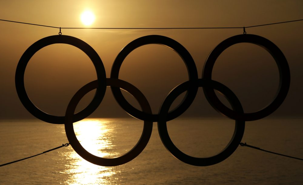 The U.S. Olympic Committee pulled the plug on Boston's bid for the 2024 Summer Olympics Monday. The decision came after months of low public support and mounting criticism over whether the city should host the games.  (Charlie Riedel/AP)