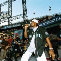 "The Baha Men's ""Who Let The Dog's Out?"" took off in 2000 when the Seattle Mariners decided to play it as a walk-up song. Eventually it became a sports anthem. (Ben VanHouten/AP)"
