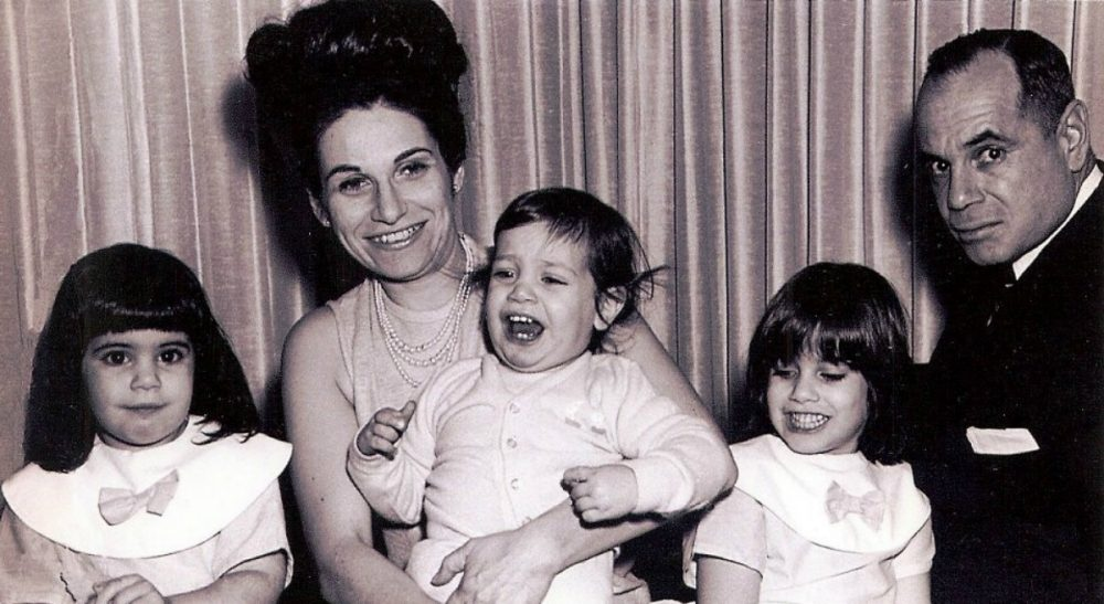 "Judy Bolton-Fasman: ""I finally learned the truth about my father, but not in time to know him."" Pictured: The Bolton family, 1966. (Judy Bolton-Fasman/Courtesy)."