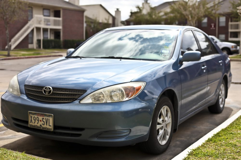 A 2004 Toyota Camry ranked no. 3 for best-selling vehicle in 2004, and the Toyota Camry is still America's best-selling car. (long-mai/Flickr)