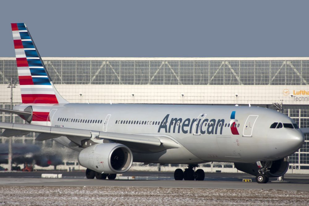 American is joining other airlines in banning big-game transport. (Curimedia/Flickr)