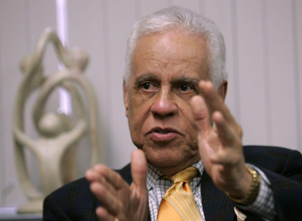 Douglas Wilder, former Virginia governor, pictured in 2008. (Steve Helber/AP)