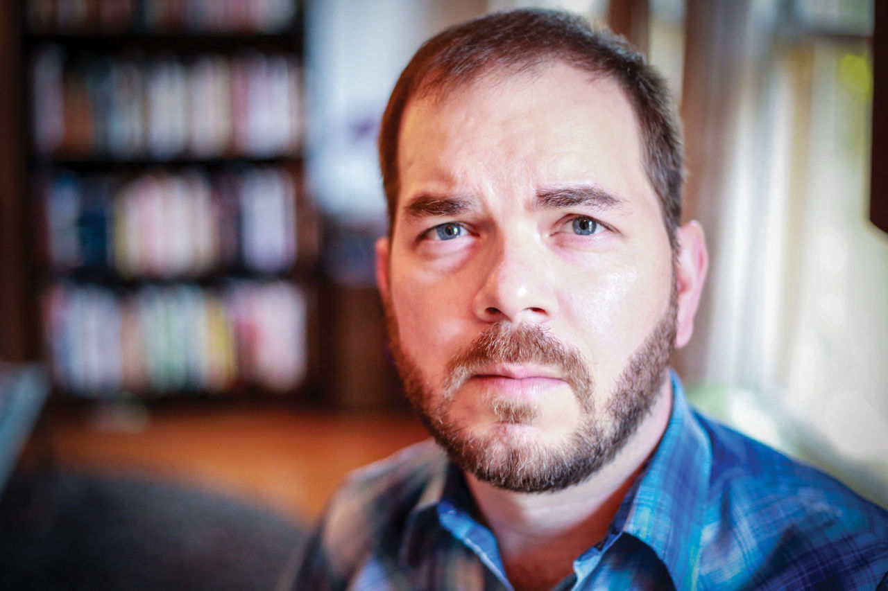 """J. Ryan Stradal brings his memories of the kitchens he grew up in, as well as his own culinary adventures, to his debut novel """"Kitchens of the Great Midwest."""" (Anna Pasquarella)"""