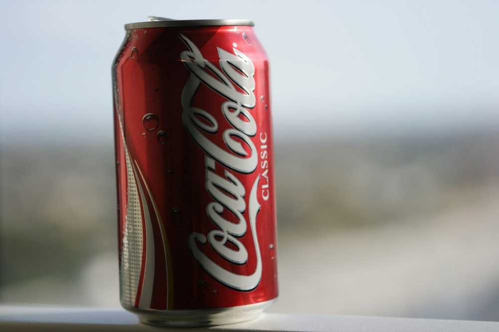 Coca-Cola is behind an effort to promote physical activity over calorie counting, according to a report out today by the New York Times. But the initiative is not without critics. (Allen/Flickr)