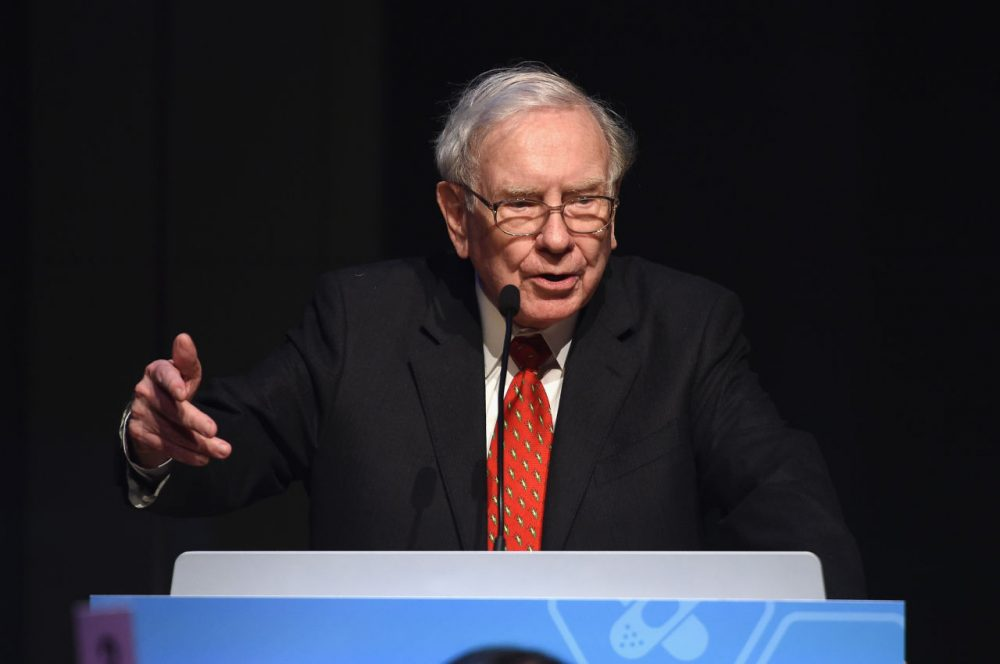 In the biggest deal of his career, billionaire investor Warren Buffett's company Berkshire Hathaway acquired the aerospace components company Precision Castparts in a deal worth more than $37 billion. (Dimitrios Kambouris/Getty Images)