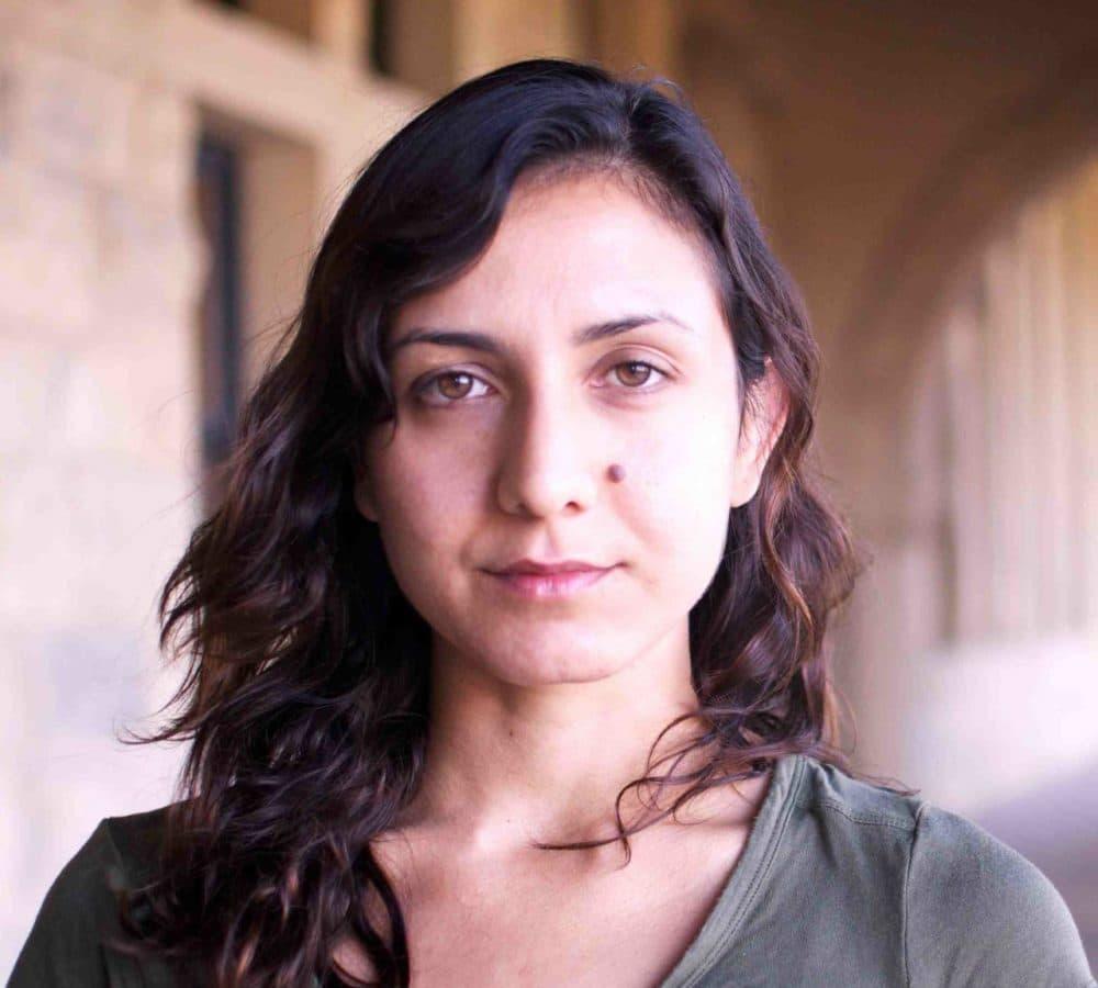 "Ottessa Moshfegh, author of new psychological thriller, ""Eileen."" (Krystal Griffiths)"