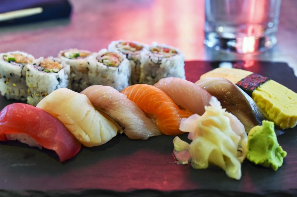 Sushi has been around in America longer than you might think. (amesis/Flickr)