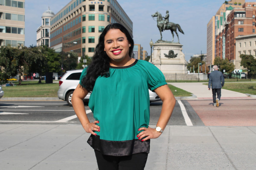 Raffi Freedman-Gurspan in Washington. The White House announced Freedman-Gurspan's appointment Tuesday as an outreach and recruitment director for presidential personnel in the Office of Personnel. (National Center for Transgender Equality via AP)