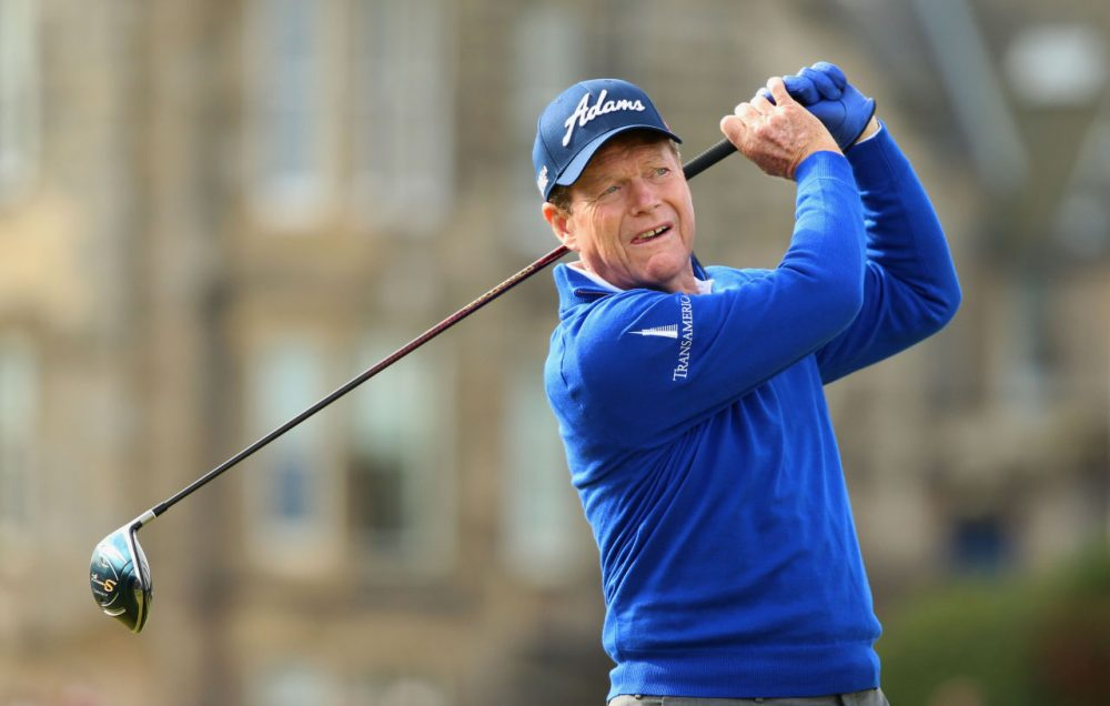 Tom Watson will (Andrew Redington/Getty Images)