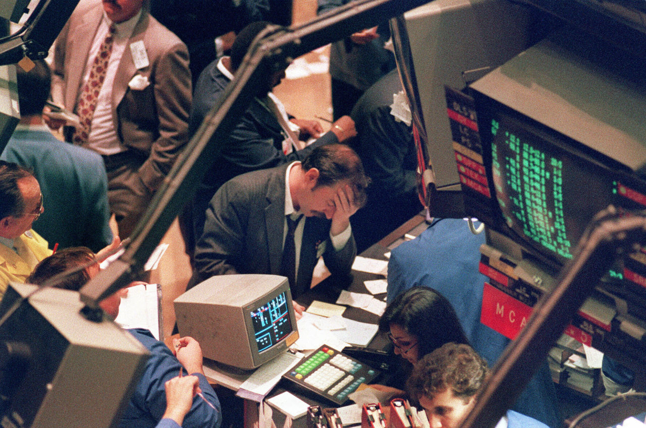 The Original Black Monday And Other Stock Market Crashes