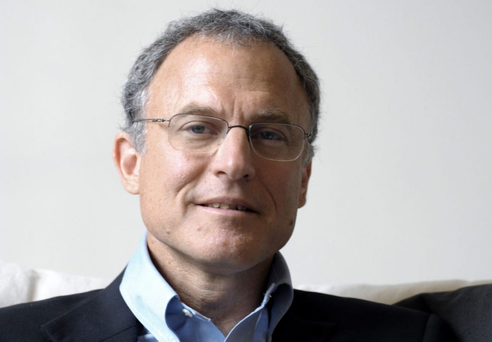 TripAdvisor president and CEO Stephen Kaufer co-founded the tourism website in 2000. (Eric Piermont/AFP/Getty Images)