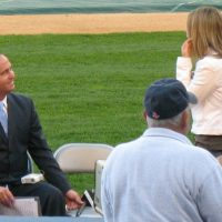 What is NESN thinking? Don Orsillo, pictured in 2008. (Wikimedia Commons)
