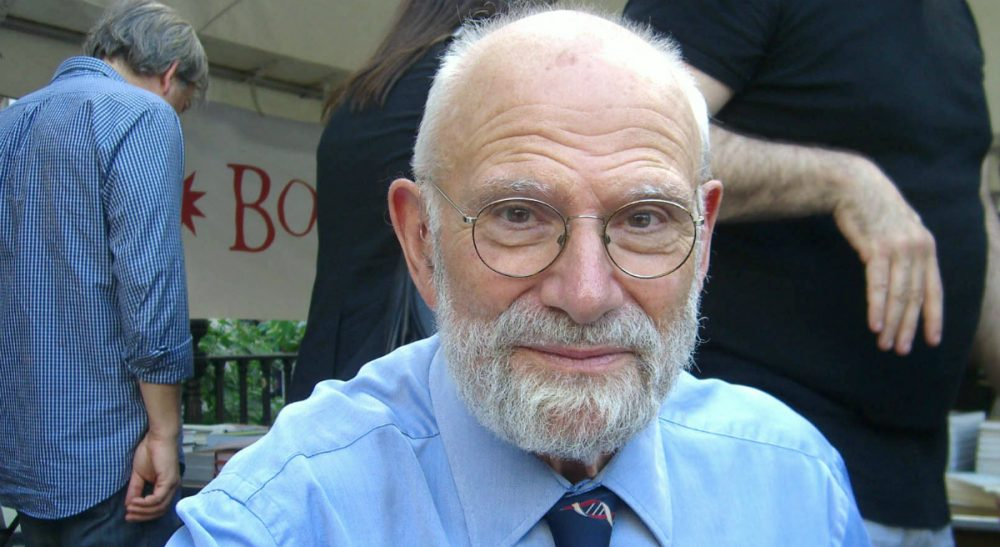 Molly Birnbaum: He gave me something far more important than answers -- he gave me time, unhurried, generous amounts of time. Oliver Sacks is pictured here at the 2009 Brooklyn Book Festival. The neurologist and writer died Sunday, August 30, 2015. He was 82. (Luigi Novi/ Wikimedia Commons)