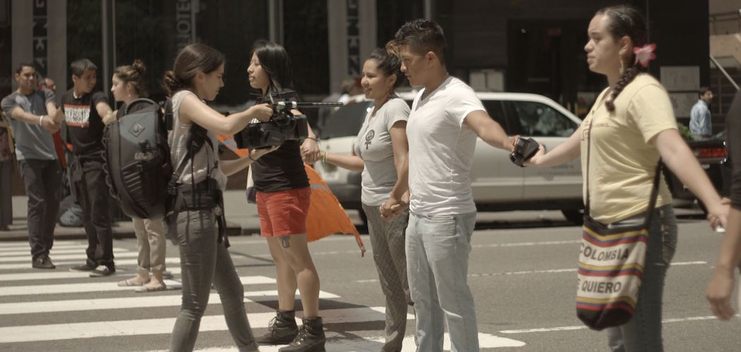 """""""Don't Tell Anyone"""" by director Mikaela Shwer. (Courtesy American Documentary)"""