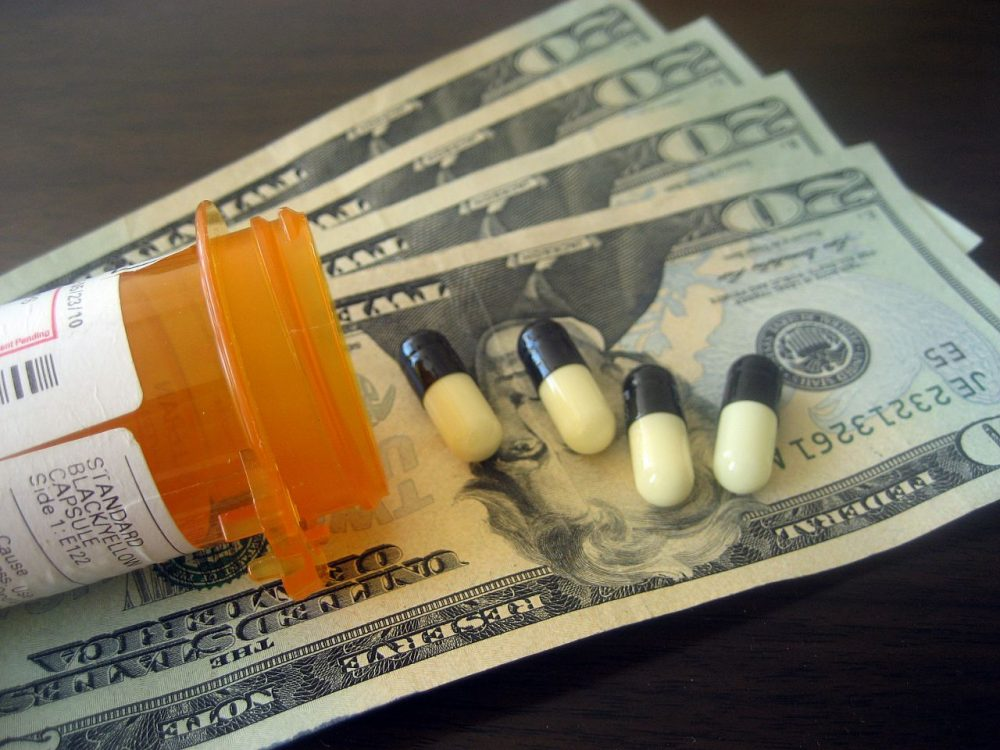 A study by Tufts University found it takes, on average, $2.6 billion to research and develop a new drug. (Images Money/Flickr)