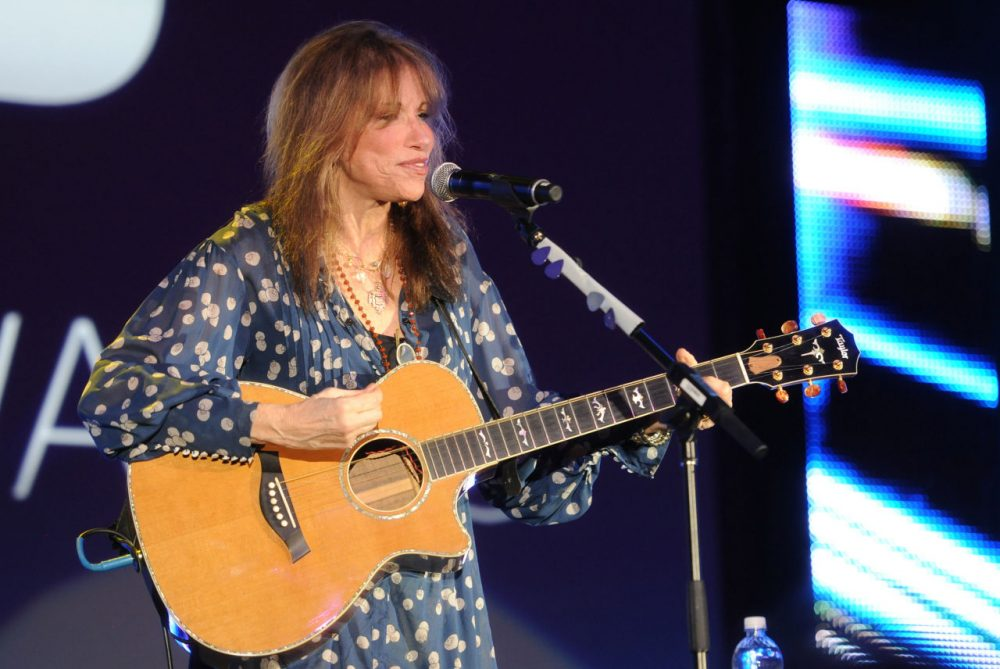 Few people know that Grammy award-winning musician Carly Simon struggled with dyslexia as a child. Here she is performing in California in 2012. (Frank Micelotta/Invsion/AP)