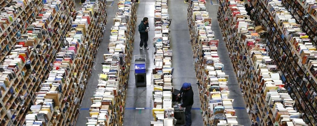 An Amazon.com Fulfillment Center (Ross D. Franklin/AP)