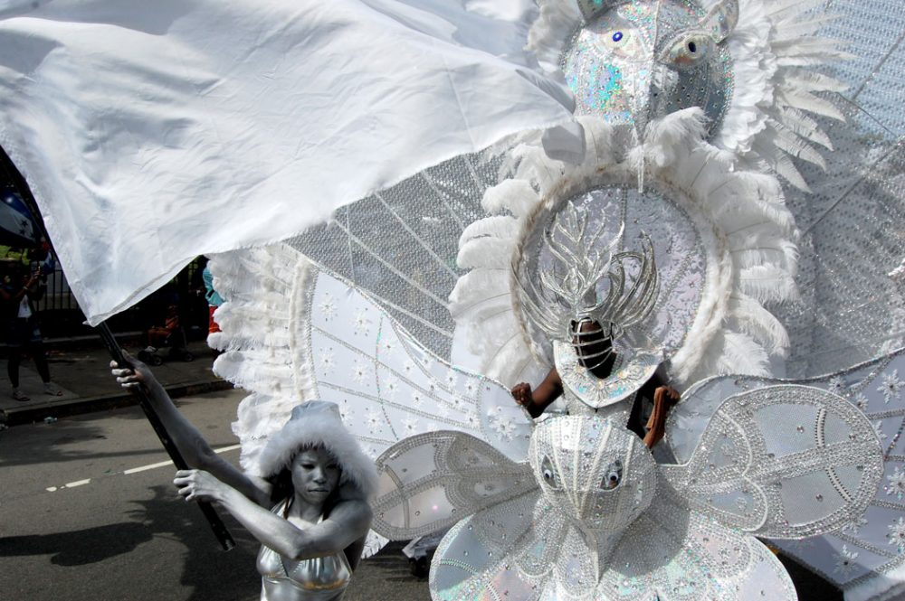 The 2015 Boston Caribbean Carnival. (Greg Cook)