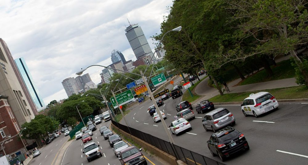 In Boston, road rage is an epidemic. Could driverless cars be the answer? (WBUR)