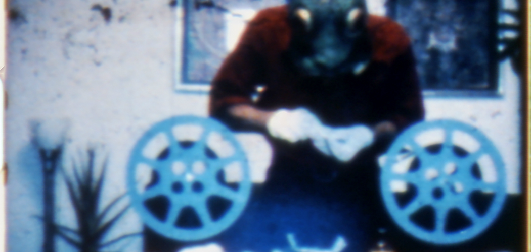 A still from Saul Levine footage. (Courtesy)