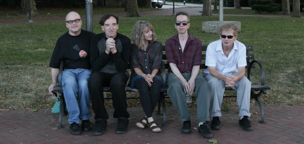 Rock band The Feelies formed in 1976. (Fumie Iishi)