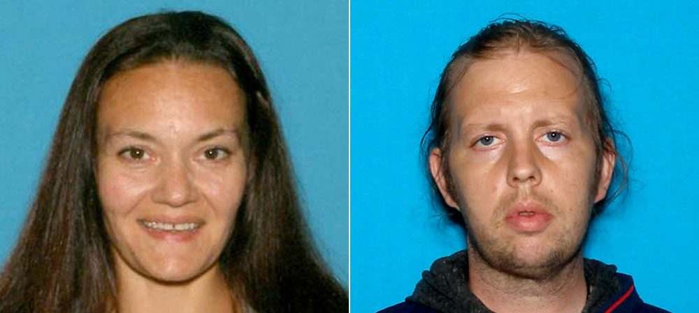 Rachelle Dee Bond, 40, and Michael McCarthy, 35, are being charged in the death of 2 ½-year-old Bella Bond, whose body was found in late June on Deer Island in Winthrop. (Courtesy Suffolk County District Attorney)