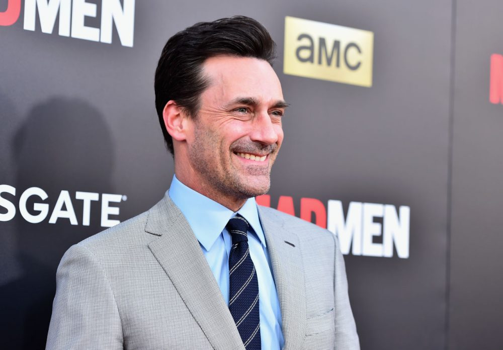 Actor Jon Hamm in Los Angeles on May 17, 2015. (Alberto E. Rodriguez/Getty Images)