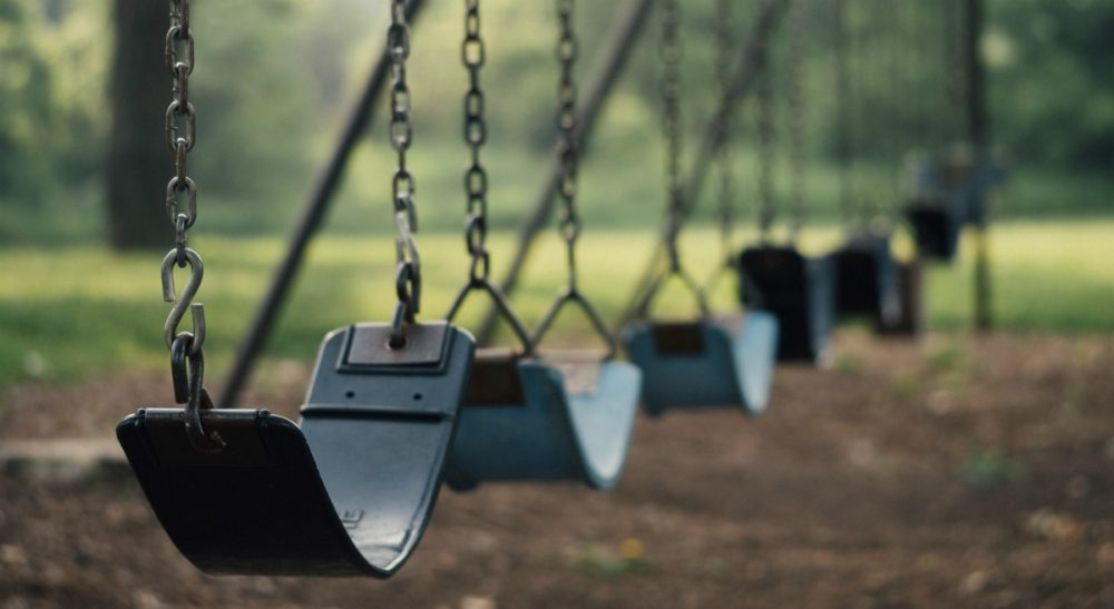 Holly Robinson: We raise our children to let them go. But, in the mornings especially, when the yellow school bus roars past my house, the silent spaces around me are too vast. (Aaron Burden/ Unsplash)